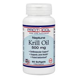 Protocol for Life Balance Neptune Krill Oil