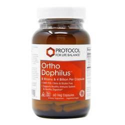 Protocol for Life Balance Ortho Dophilus