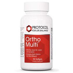 Protocol for Life Balance Ortho Multi