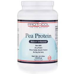 Protocol for Life Balance Pea Protein