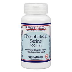 Protocol for Life Balance Phosphatidyl Serine