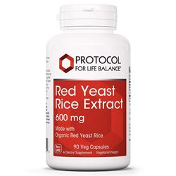 Protocol for Life Balance Red Yeast Rice Extract