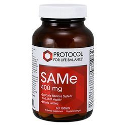 Protocol for Life Balance SAMe