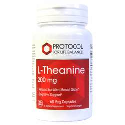 Protocol for Life Balance L-Theanine
