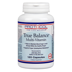 Protocol for Life Balance True Balance Multivitamin