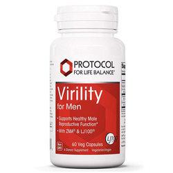 Protocol for Life Balance Virility for Men