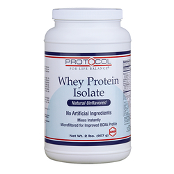 Protocol for Life Balance Whey Protein Isolate