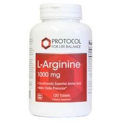 Protocol for Life Balance L- Arginine