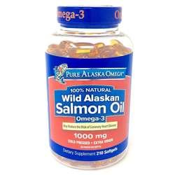 Pure Alaska Omega 100% Natural Omega-3