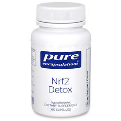 Pure Encapsulations Nrf2 Detox