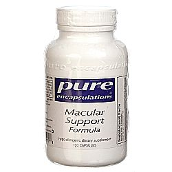 Pure Encapsulations Macular Support Formula