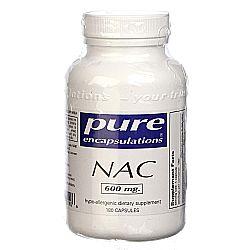 Pure Encapsulations NAC
