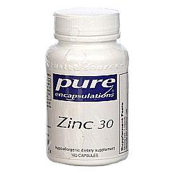 Pure Encapsulations Zinc 30