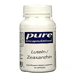 Pure Encapsulations Lutein and Zeaxanthin