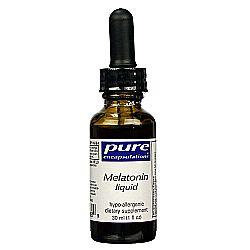 Pure Encapsulations Melatonin Liquid