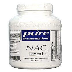 Pure Encapsulations NAC 900 mg