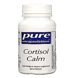 Pure Encapsulations Cortisol Calm