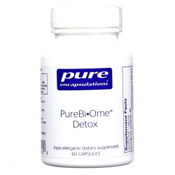 Pure Encapsulations Pure Biome Detox