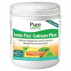 Pure Essence Labs Ionic-Fizz Calcium Plus