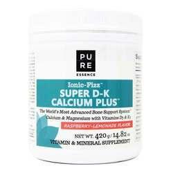 Pure Essence Labs Ionic-Fizz Super D-K Calcium Plus