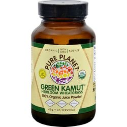 Pure Planet Green Kamut Powder