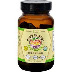 Pure Planet Just Barley Powder