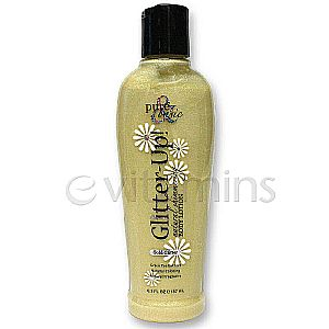 Pure and Basic Glitter Up Gold Shimmering Body Lotion