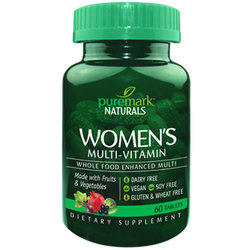 Puremark Naturals Women's Multi-Vitamin
