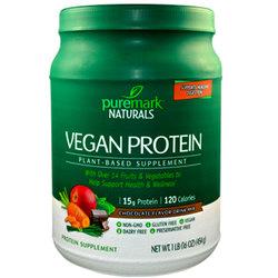 Puremark Naturals Vegan Protein