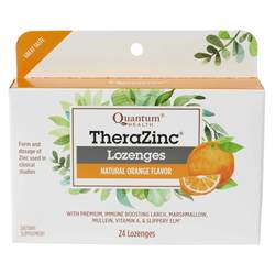 Quantum Thera Zinc Lozenges