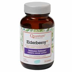 Quantum Elderberry Lozenges