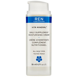 REN Clean Skincare Vita Mineral Daily Supplement Moisturizing Cream