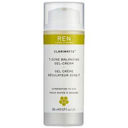 REN Clean Skincare Clarimatte T-Zone Balancing Gel Cream