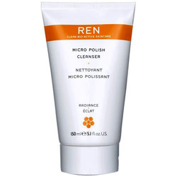REN Clean Skincare Radiance Micro Polish Cleanser