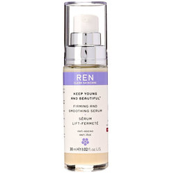REN Clean Skincare Keep Young and Beautiful Firming and Smoothing Serum