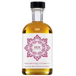 REN Clean Skincare Moroccan Rose Otto Bath Oil