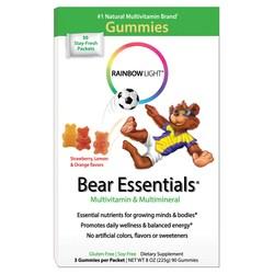 Rainbow Light Gummy Bear Essentials Multivitamin