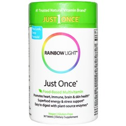 Rainbow Light Just Once Multiple Vitamins