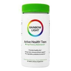 Rainbow Light Active Health Teen Multivitamin