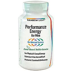 Rainbow Light Performance Energy Multi for Men