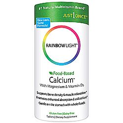 Rainbow Light Food Based Calcium