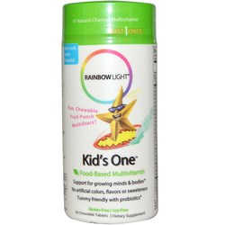 Rainbow Light Kids One Multivitamin