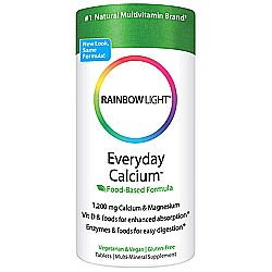 Rainbow Light Everyday Calcium with Enzymes