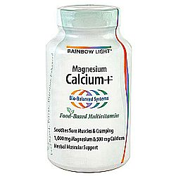 Rainbow Light Magnesium Calcium Plus
