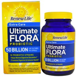 Renew Life Ultimate Flora Extra Care 50 Billion