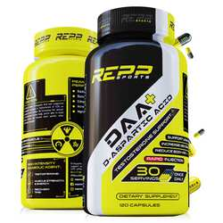 Repp Sports DAA + D-Aspartic Acid
