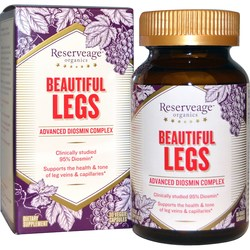Reserveage Organics Beautiful Legs Advanced Diosmin Complex