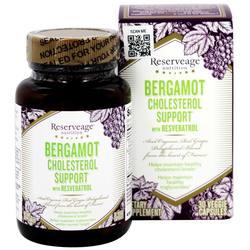 Reserveage Organics Bergamot Cholesterol Support