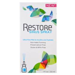 Restore Sinus Spray