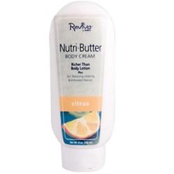 Reviva Labs Nutri-Butter Body Cream - Citrus